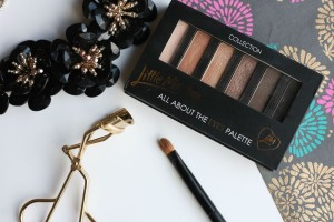 Thoughts on the Collection Cosmetics Budget Eye Palettes