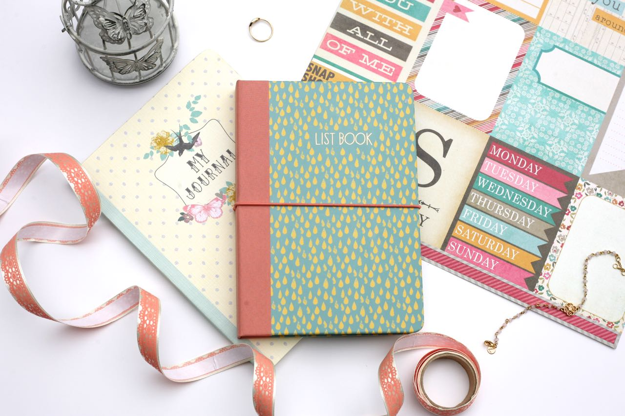 Sharing My Other Obsession: A New Item of Stationery