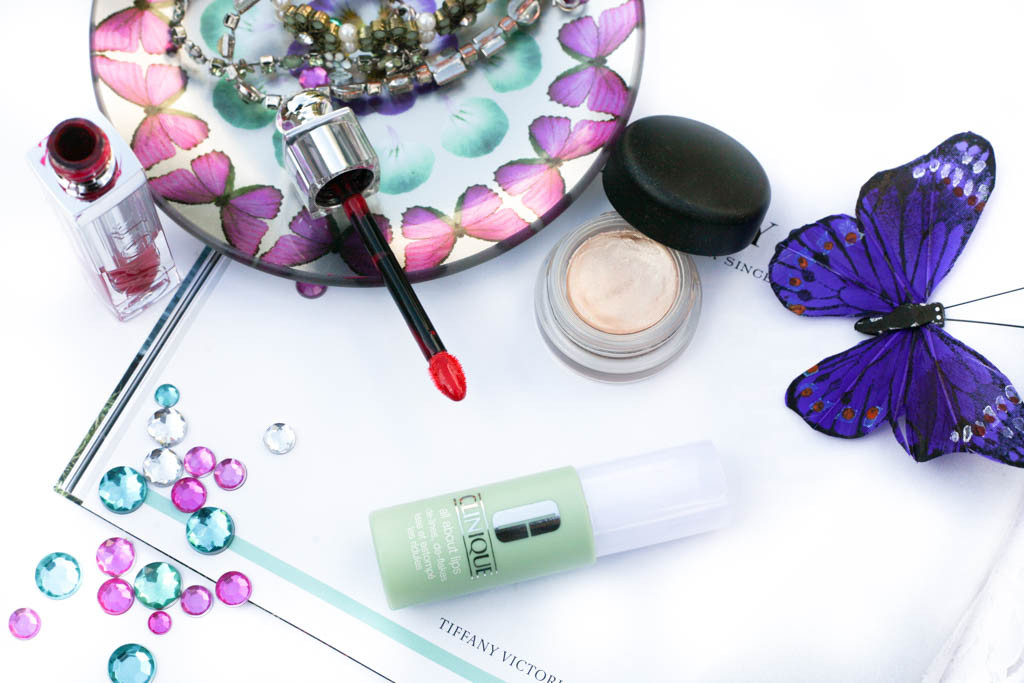 Beauty rediscoveries lips eyes