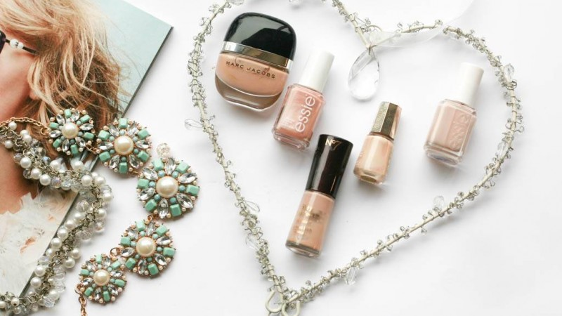 My Top 5 Nude Nail Varnishes