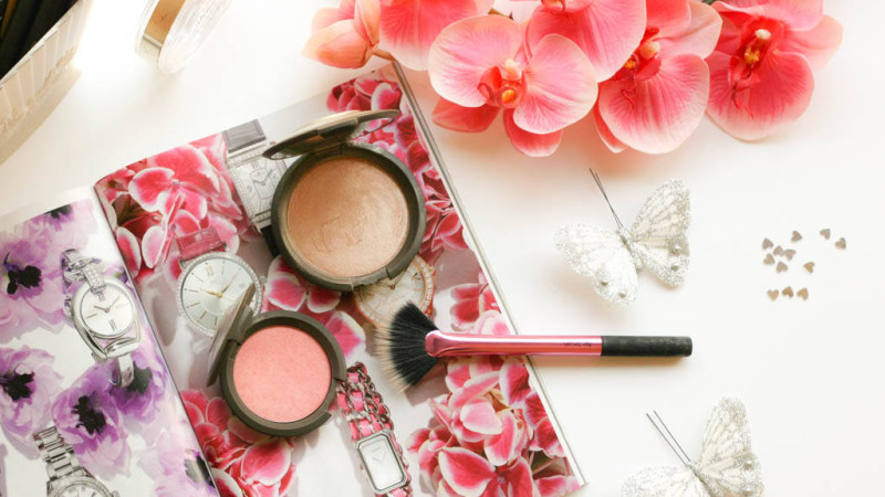 The Perfect Blusher & Highlighter Combo