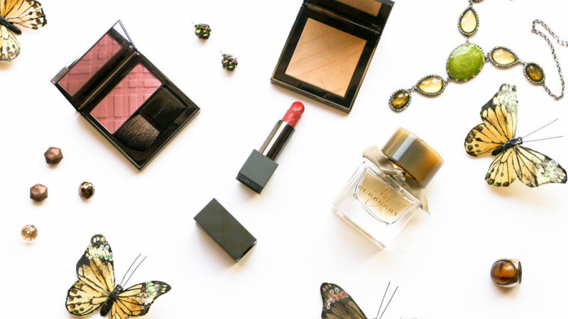 A Burberry Beauty Haul