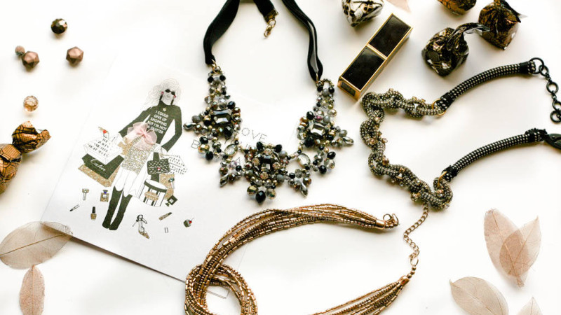 Statement Necklaces: Sharing My Styling Tips