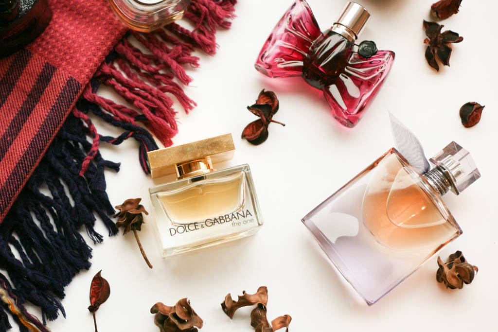 Current Winter perfumes on rotation 2
