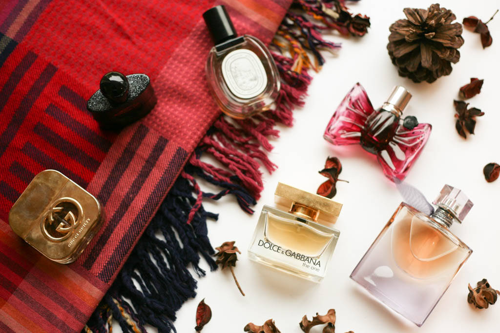 Current Winter perfumes on rotation profile