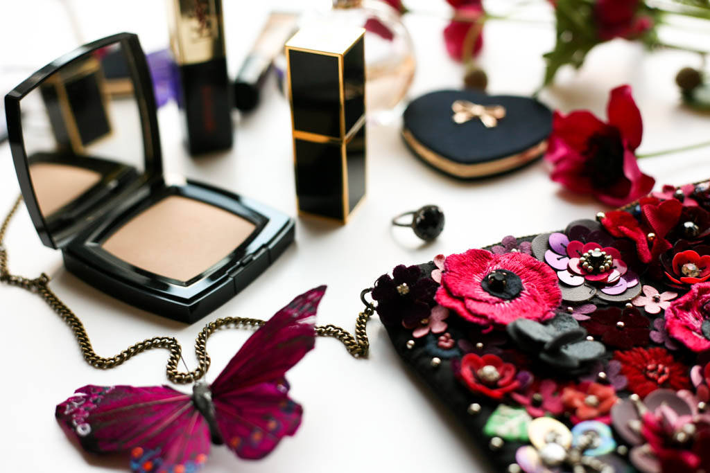 My Evening Bag essentials 5