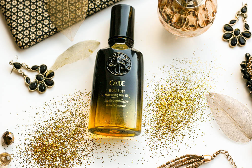 Oribe Gold Lust Nourishing hair oil 2