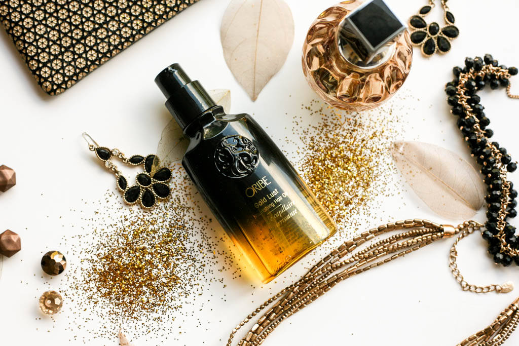Oribe Gold Lust Nourishing hair oil profile 4