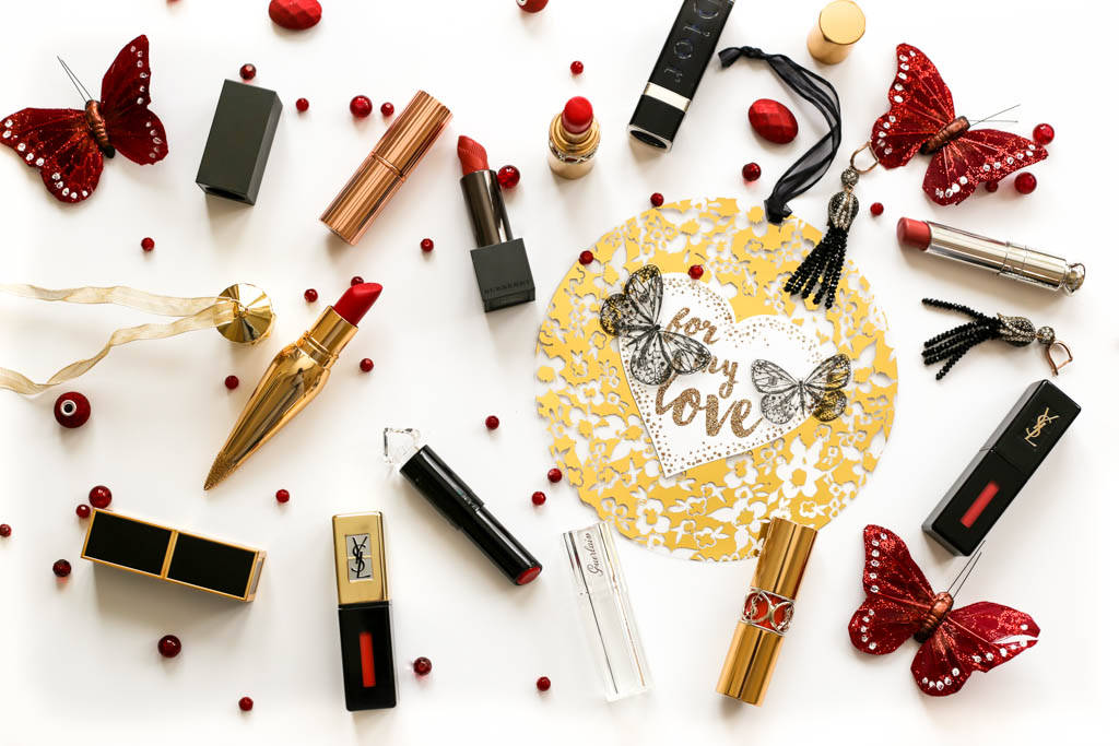 My Luxe Lipstick Collection