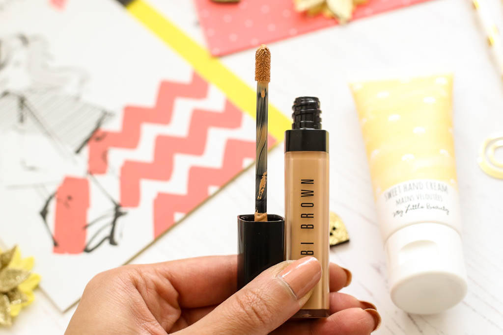 Bobbi Brown Instant Full Cover Concealer in Warm Natural