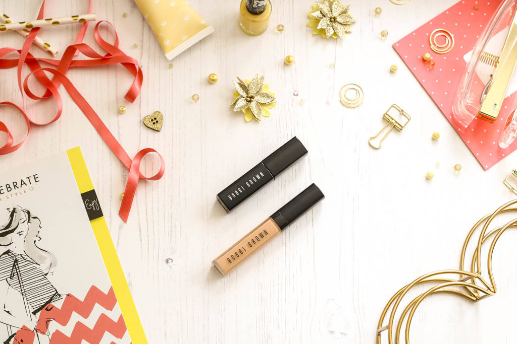A Review on the Bobbi Brown Instant Full Cover Concealer & the Intensive Skin Serum Corrector