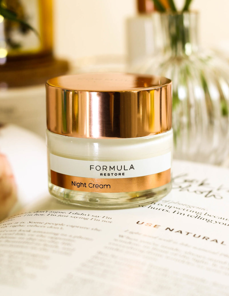 Affordable Skincare that works featuring M&S Beauty | M&S Formula Restore Night Cream_