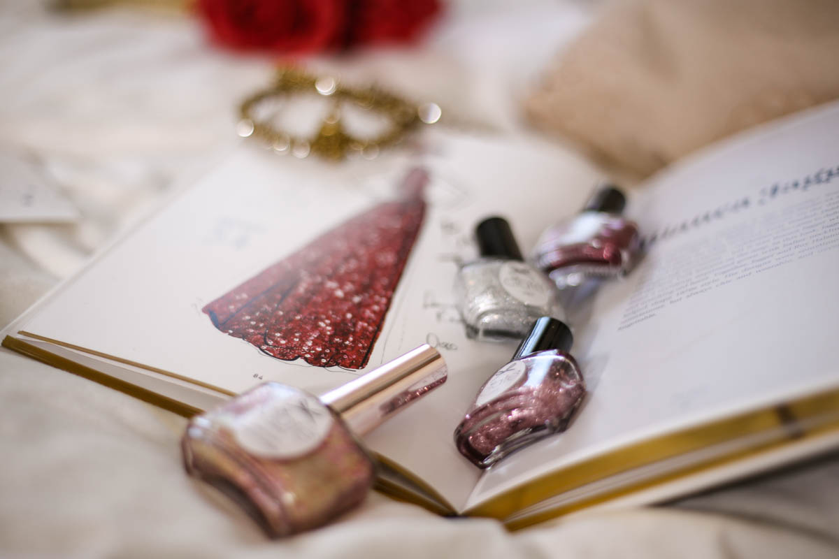 Get Red Carpet Ready With These Beauty Essentials | Feat Ciate London Glitter Nail Varnishes