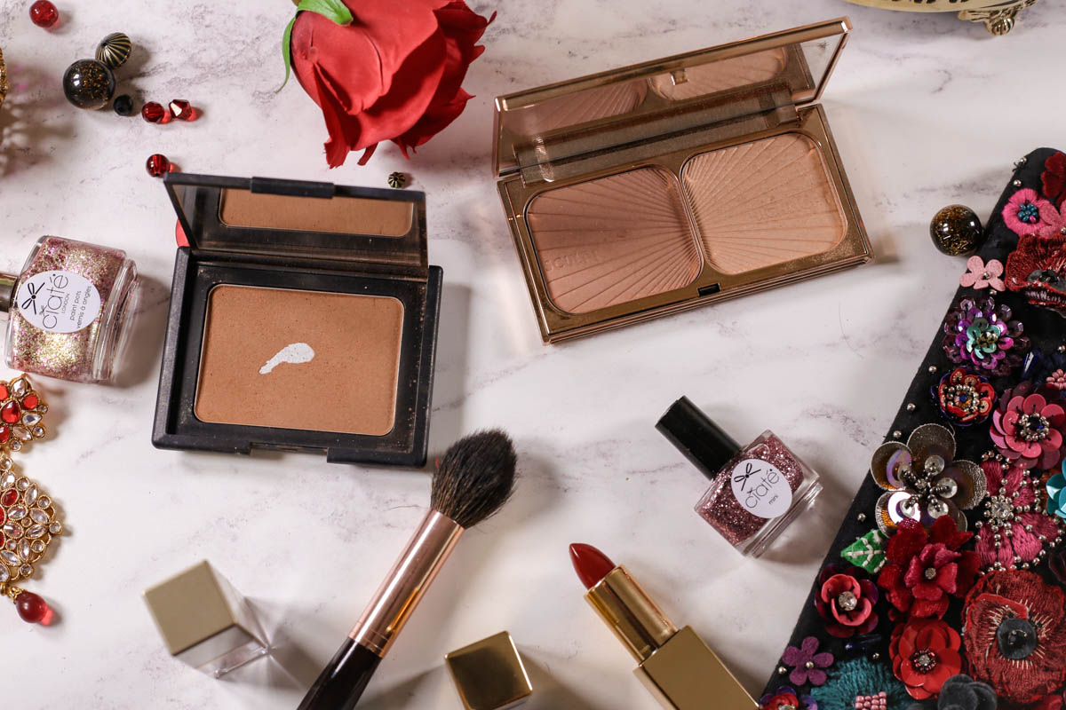 Get Red Carpet Ready With These Beauty Essentials | Feat Nars Laguna Bronzer & Charlotte Tilbury Filmstar Bronze & Glow