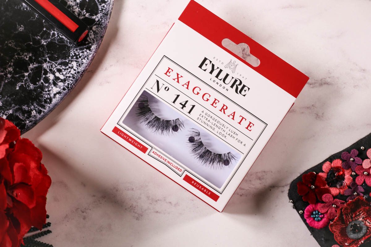 Get Red Carpet Ready With These Beauty Essentials | Featuring Eyelure Exaggerate Lashes Lashes 141_