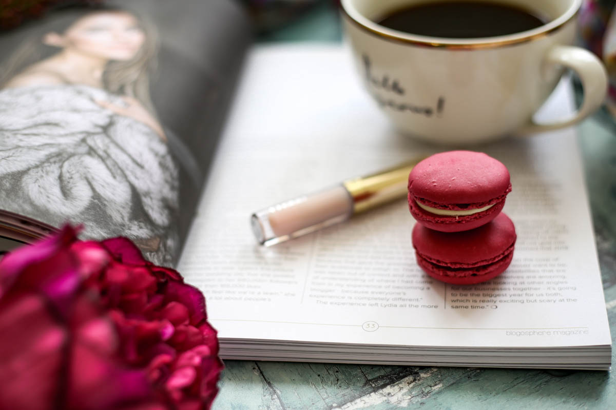 My Hydration Heroes for the Skin, Lips & Eyes | feat By Terry Baume de Rose styled on Blogosphere Magazine with macarons_
