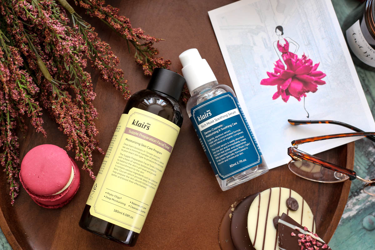 My Hydration Heroes for the Skin, Lips & Eyes   feat Klairs Supple Preparation Facial Toner & Rick Moist Soothing Serum