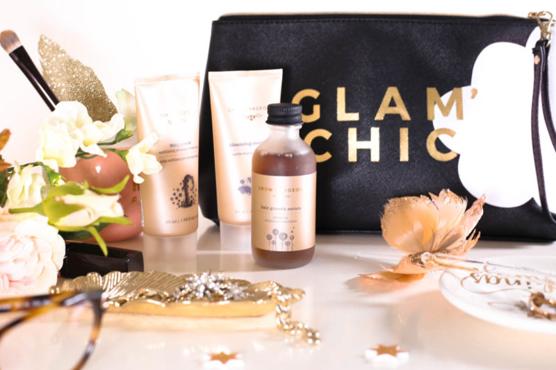 New Beauty Highlights   Grow Gorgeous Three Steps to Gorgeous Kit