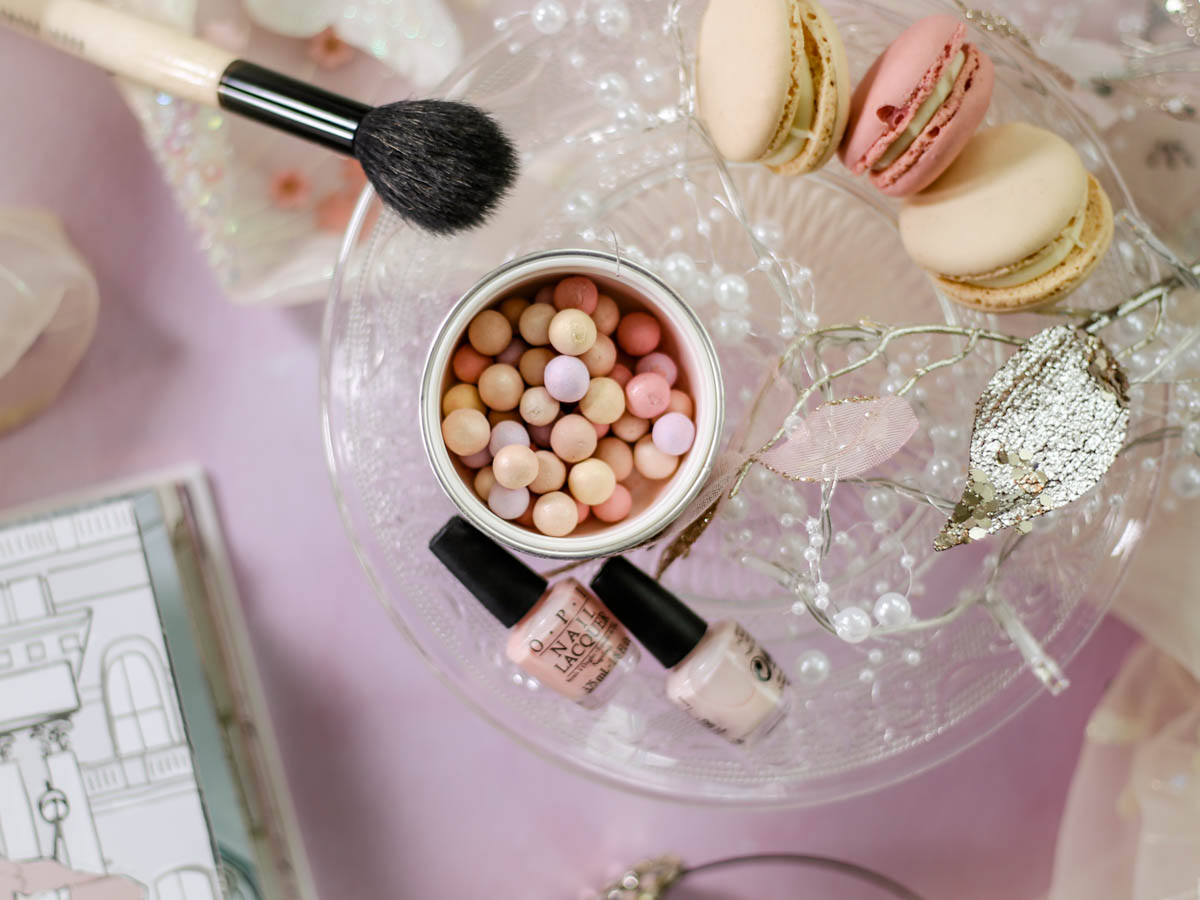 Spring Beauty | My Top Picks for Embracing Softer Hues this Spring feat Guerlain Meteorites