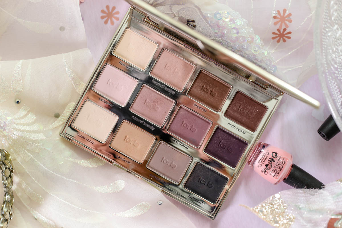 Spring Beauty   My Top Picks for Embracing Softer Hues this Spring feat Tartelette Amazonian Clay Matte Palette