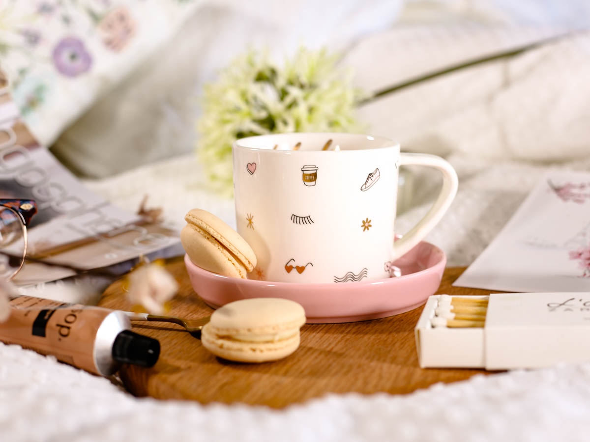 Spring Home Decor Ideas | Easy Ways to Freshen Up Your Home feat Kikki K Porcelain Cup & Saucer- Your Story