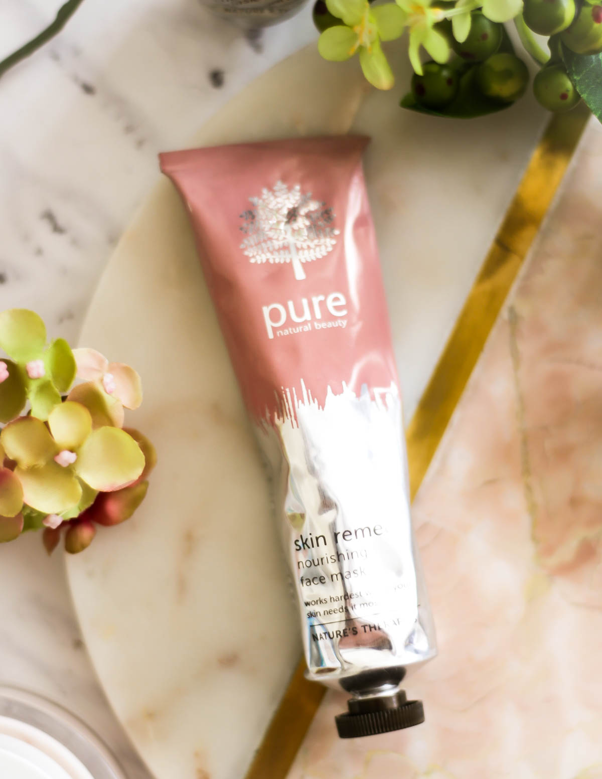 3 Amazing Face Masks from Pure's New Skin Remedy Range | feat Pure Nourishing Face Mask