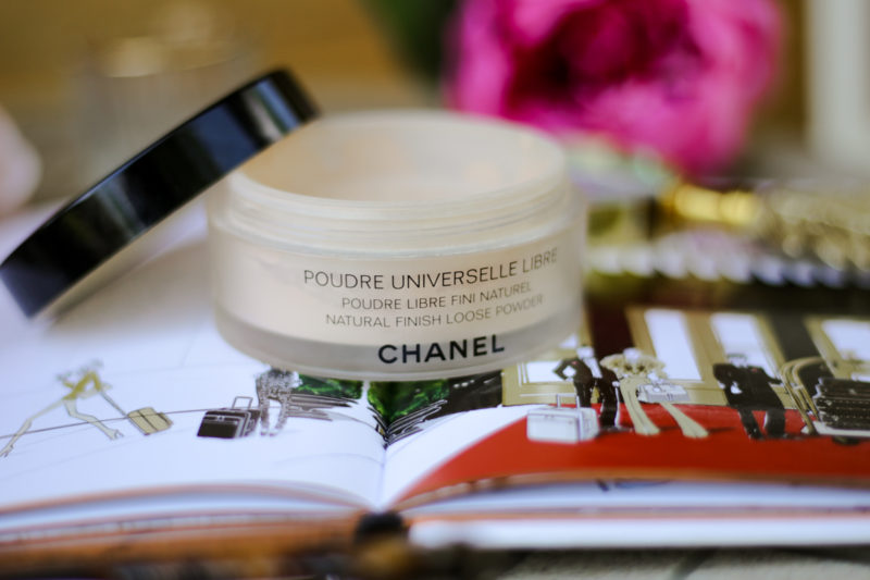 11 Favourite But Somewhat Underrated Beauty Products | feat Chanel Natural Finish Loose Powder styled on Megan Hess Book