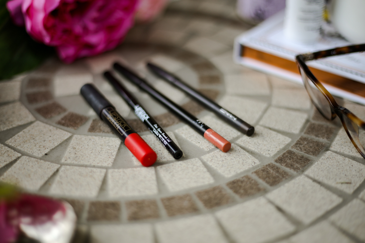 11 Favourite But Somewhat Underrated Beauty Products | feat lip products & eyeliner