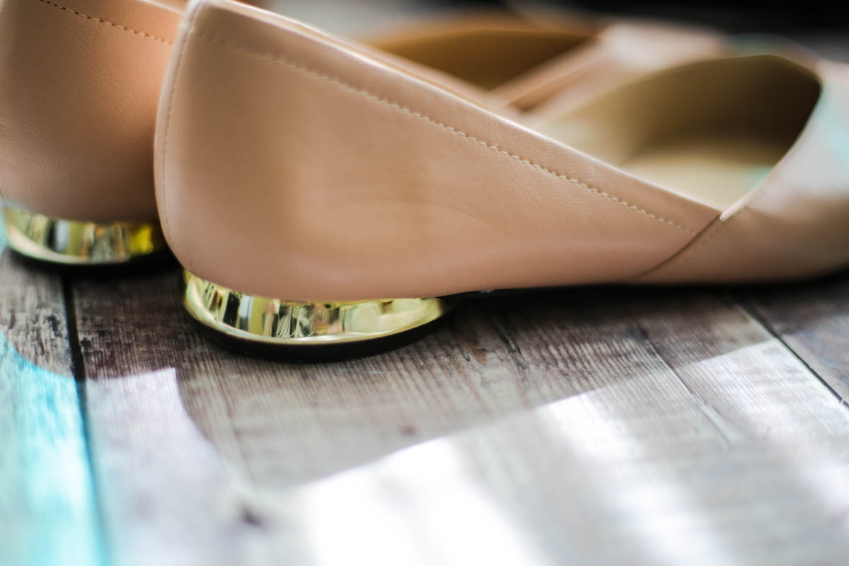 A Wardrobe Update With Some Key Fashion Pieces | feat Massimo Dutti Nude Ballerinas_