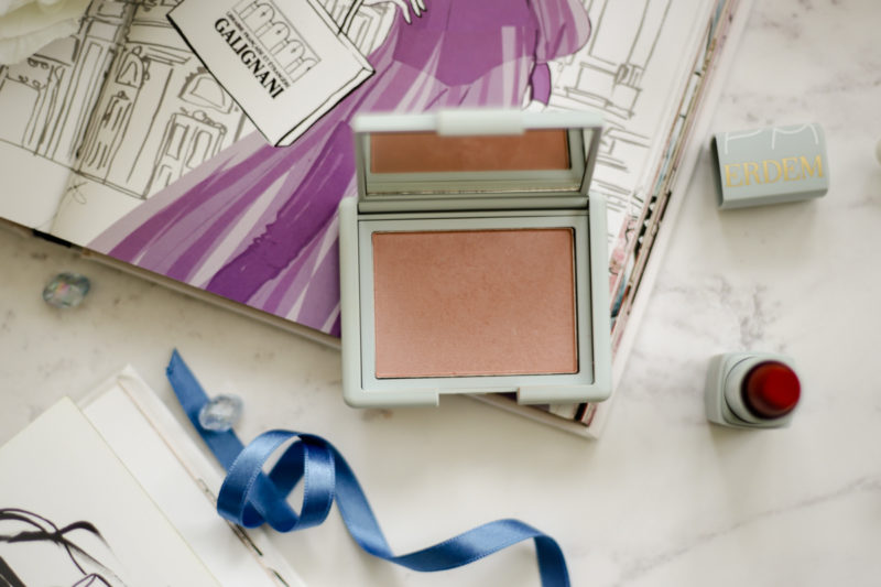 Ticking Off Some Items From My Wishlist   close up Nars X Erdem Collection Loves Me Not blusher _