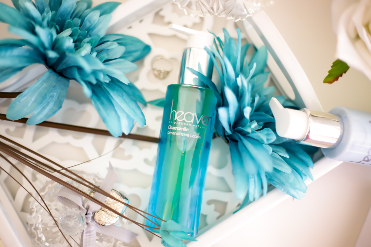 Heaven Skincare Goes Retro On Their 23rd Party   feat Chamomile Desensitising Lotion