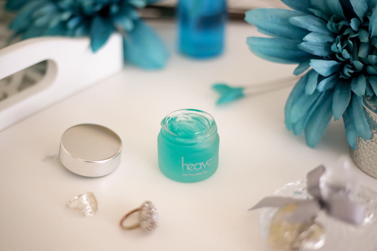 Heaven Skincare Goes Retro On Their 23rd Party | feat Eye Smoother Gel