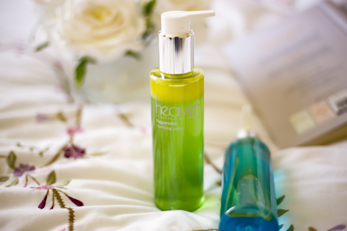 Heaven Skincare Goes Retro On Their 23rd Party   feat Peppermint Clarifying Lotion_