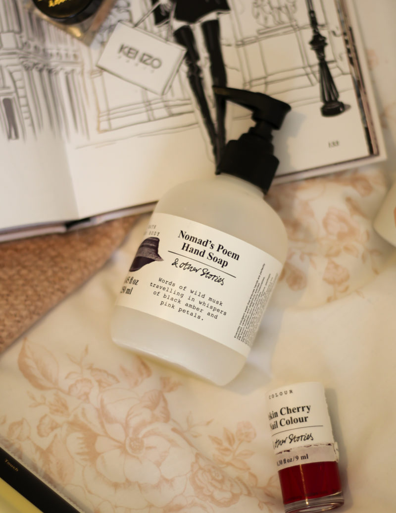 Some Fashion & Beauty Finds from &Other Stories- feat &Other Stories Nomad's Poem Hand Soap