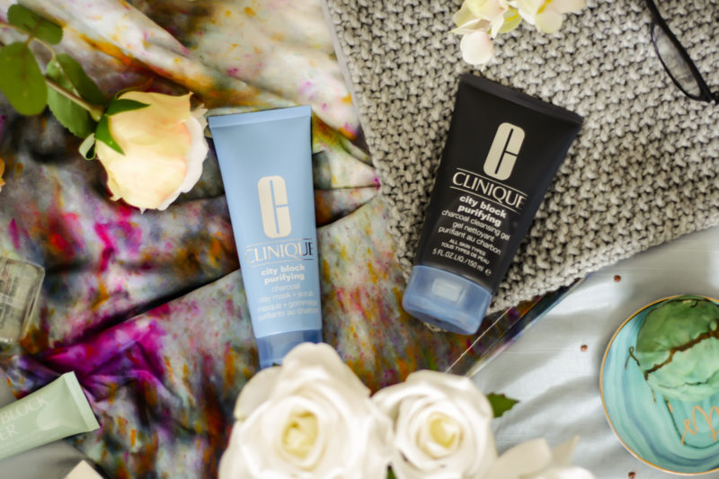 Have a good skin day everyday with the Boots Dare to Bare Campaign- feat Clinique City Block Mask and Cleansing Gel