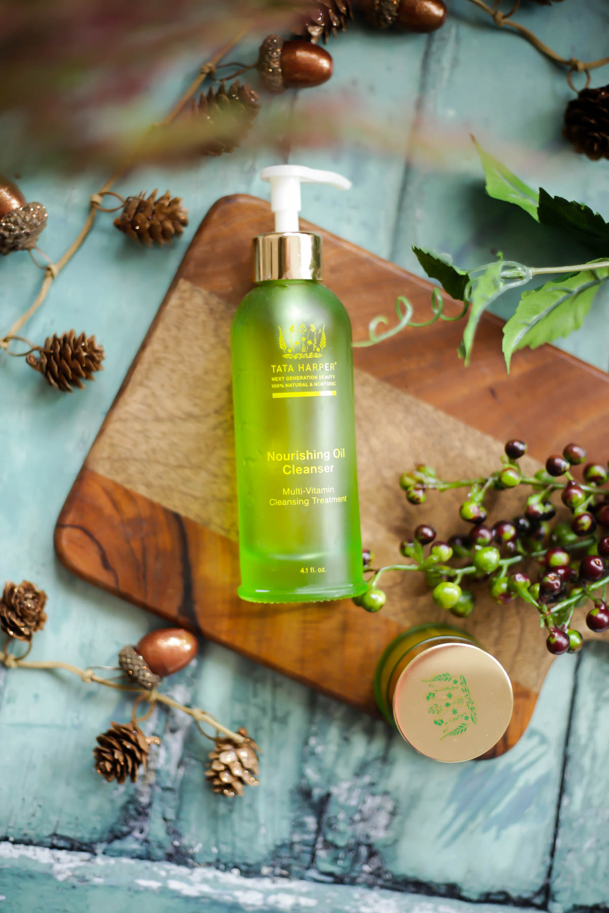 Tata Harper- A brand I've been wanting to trial for a while- Tata Harper Nourishing Oil Cleanser