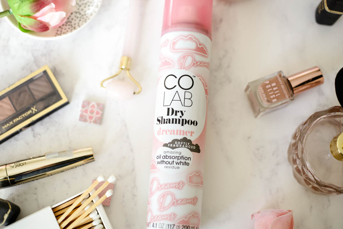 Affordable Beauty Favourites- Featuring Co Lab dry Shampoo_